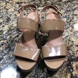 Franco Sarto size 8 women's shoes